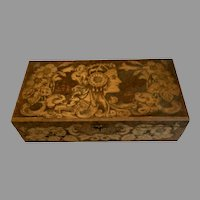 Art Nouveau Flemish Art Box