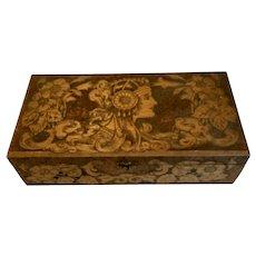 Art Nouveau Flemish Art Box