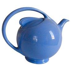 Vintage Hall Airflow Teapot Cadet Blue