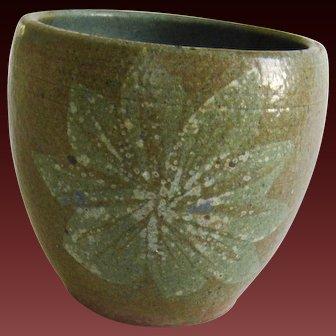 Vintage Robert Maxwell Studio Art Stoneware Pot