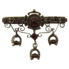 Original by Robert Victorian Revival Brooch