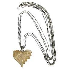 Beautiful Anne Klein Valentine Heart Necklace