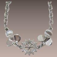 Trifari Boating Theme Necklace