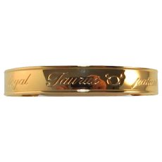 Avon Taurus Star Sign Zodiac Bracelet