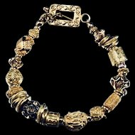 Bracelet ~ CELEBRATION ~ Vermeil and Gold-fill