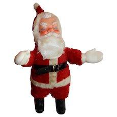 """CHARMING 19"""" 1950's Plush Santa Doll"""