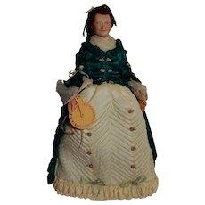 ELEGANT U.S. Historical Society Doll 1983 Abigail Adams