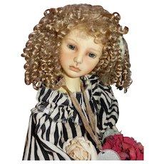 "ENCHANTING 21"" Artist Original BJD Artist Doll Creation by Connie Lowe"