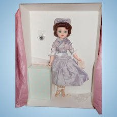 """PRETTY Madame Alexander Limited Edition Cissy Doll """"Evening at the Pops"""" from 2001"""