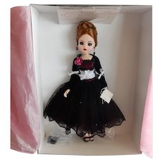 """MIB and Beautiful 2003 Madame Alexander Limited Ed Cissy """"Dressed to the Nines"""" only 350 produced"""