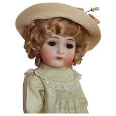 "SO SWEET 20"" Kammer Reinhardt 403 Doll with Her Original Teenage Flapper Body"