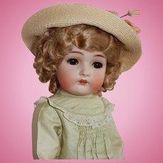 "SO SWEET 20"" Kammer Reinhardt 403 Doll with Her Original Teenage Flapper Body"
