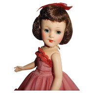 "PRETTY 14"" Original Mary Hoyer Hard Plastic Doll"