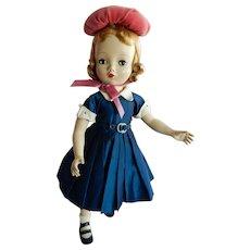 "CLASSIC 1954 Madame Alexander 18"" Binnie Walker"