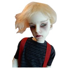 "DRAMATIC 24"" Artist Designed Dollstown BJD Boy Doll"
