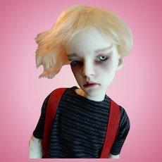 "DRAMATIC 24"" Artist Designed Dollstown BJD Boy Doll"