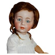 """RARE 23"""" Simon Halbig 1488 Toddler Doll"""