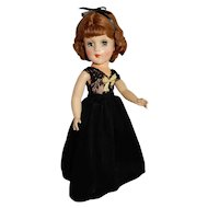 LOVELY Vintage Mary Hoyer Doll in Tagged Night Gown