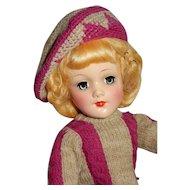 SPECTACULAR Origianl Mary Hoyer Skater Doll