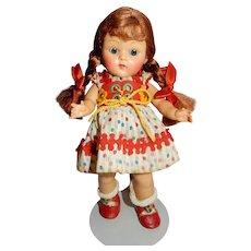 CUTE Vogue  PL Ginny # 29 of 1952 Kindergarten Series Tina