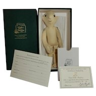 "FUN and Sweet R John Wright ""The First Doll Replica"