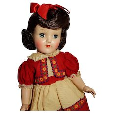 "SWEET 14"" P-90 Ideal Toni Doll C.1950"