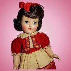 "SWEET 14"" P-90 Ideal Toni Doll C.1950"