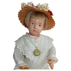 "WONDERFUL14.5""  Schoenhut 14/312 Child"