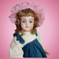 """ADORABLE 16"""" Simon Halbig 1249 Santa Doll"""