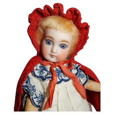 "DELIGHTFUL and Charming 8"" Belton Doll made for French Market"