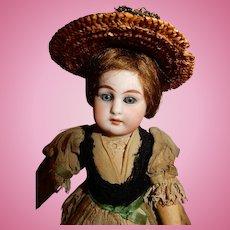 "LOVELY 9"" Simon Halbig DEP All Original Doll"