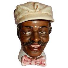 OUTSTANDING Black Americana Gentleman Tobacco Humidor