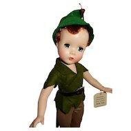 OUTSTANDING Madame Alexander Walt Disney's Peter Pan Doll