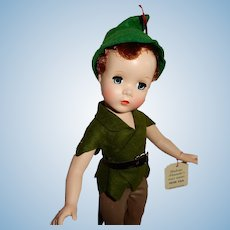 OUTSTANDING Madame Alexander Walt Disney's Peter Pan Doll