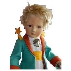 RARE 1980's R. John Wright Toy Shoppe Exclusive Premier edition of The Little Prince