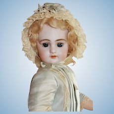"BEAUTIFUL  18"" French Market DEP Child orig French Body Wig and Costume"