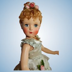 "BEAUTIFUL 18"" High Color Madame Alexander Nina Ballerina in Orig. Box"