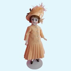 "WOW 12"" Mint Simon Halbig 1159 Flapper Doll"