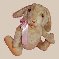 "Adorable 12"" Vintage Steiff Niki Rabbit 1940's -50's"
