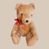 "ADORABLE 12"" Hermann Vintage Teddy Bear Germany"