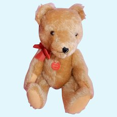 "ADORABLE 12"" Hermann Vintage Teddy Bear Germany"
