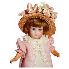 "THE CUTEST  7"" Gebruder Heubach 8192 Delightful Child Doll"