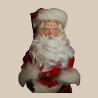 Wonderful One of a Kind Artist Original Santa Claus by ODACA Artist Betsey Baker
