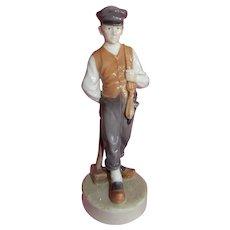 PERFECT Royal Copenhagen Figurine Shepard Boy with Hammer