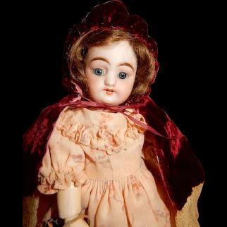 "PETITE and Lovely 9"" Simon Halbig 1079 Doll"
