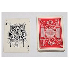 "American Playing Card Company (Kalamazoo) ""Golf"" Playing Cards (52/52, No Joker), c.1895"