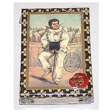 "Il Meneghello ""Toscana"" Transformation Playing Cards, Adolfo Matarelli Designs, Ltd. Ed. (_/1000)"