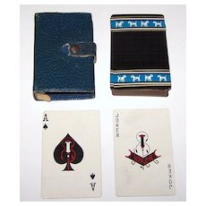 """Nasco """"(Scotty?) Dogs"""" Playing Cards, c. 1930s"""