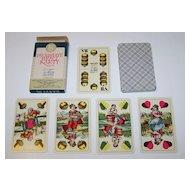 "Obchodni Tiskarny n.p. Kolin ""William Tell"" Playing Cards, c.1950-1988"