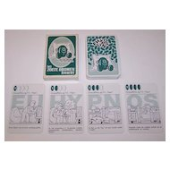 "Farmitalia Carlo Erba ""Zoete Dromen"" (""Sweet Dreams"") Quartett Card Game, c.1978-1993"